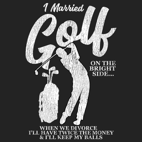 Golf Marriage