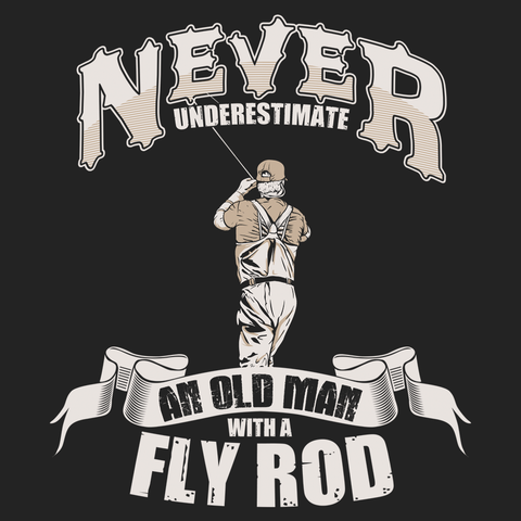 Old Man Fly