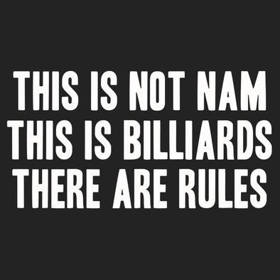 Not Nam Billiards