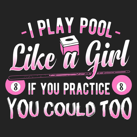 Pool Like a Girl