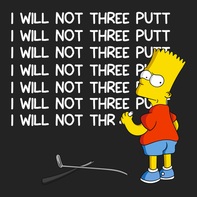 Bart Three Putt