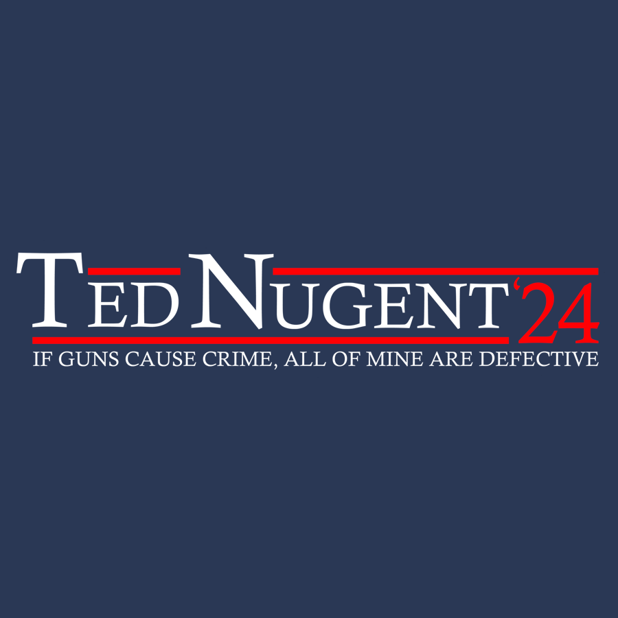 Ted Nugent Tour Dates 2020 Nugent 2024 – The Dude's Designs