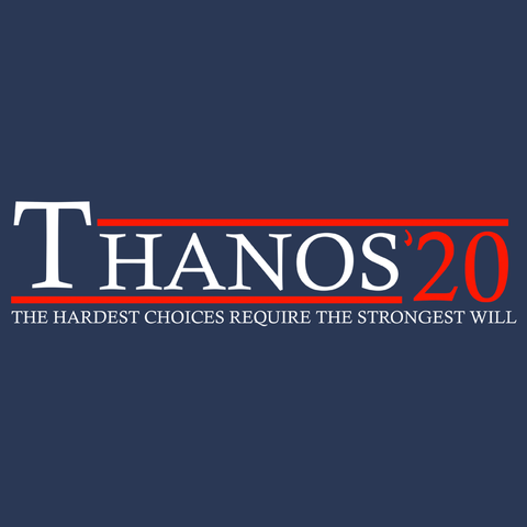 Thanos 20 (Strongest Will)
