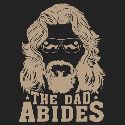 The Dad Abides