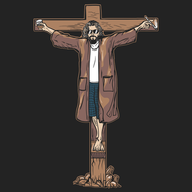 The Dude Cross