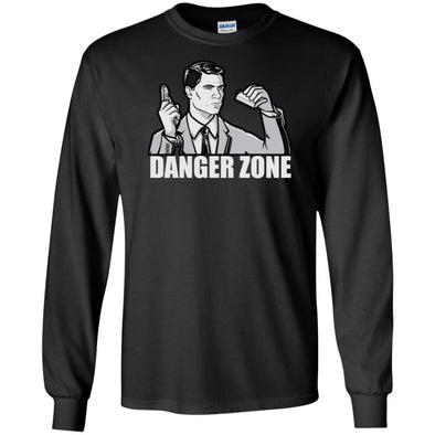 Danger Zone Heavy Long Sleeve 6.1oz