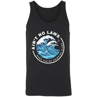Drinking Claws Tank Top