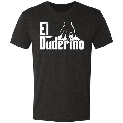 El Duderino Godfather Premium Triblend Tee