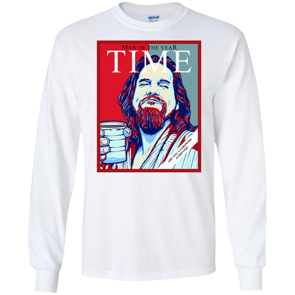 Man of The Year Long Sleeve