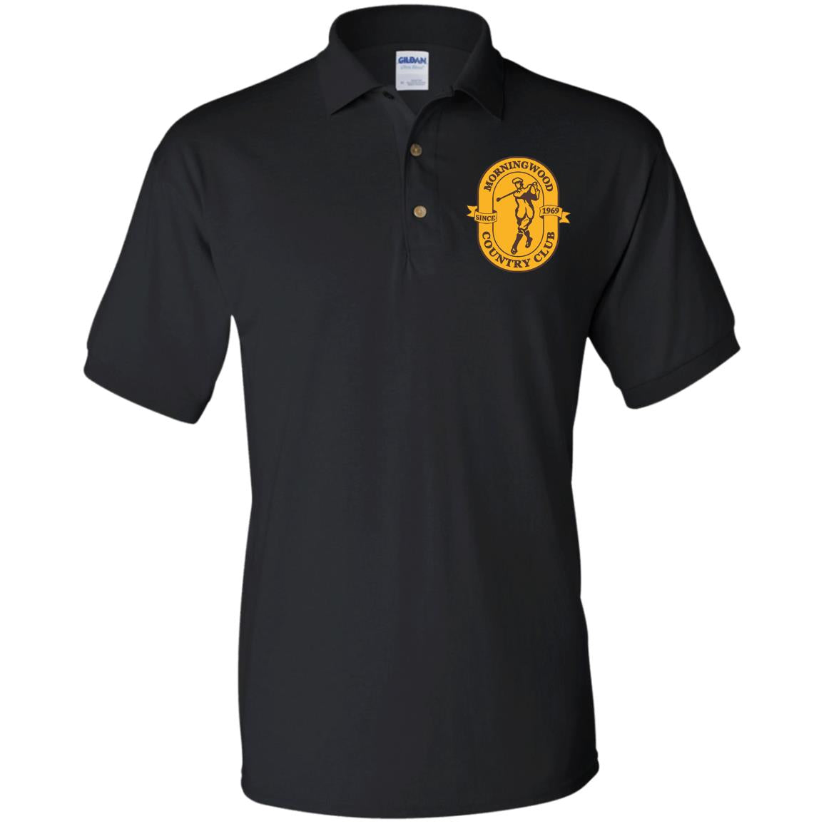 Morningwood C.C.  Polo Shirt (Embroidered)