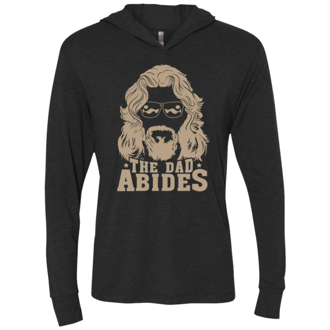 The Dad Abides Premium Light Hoodie
