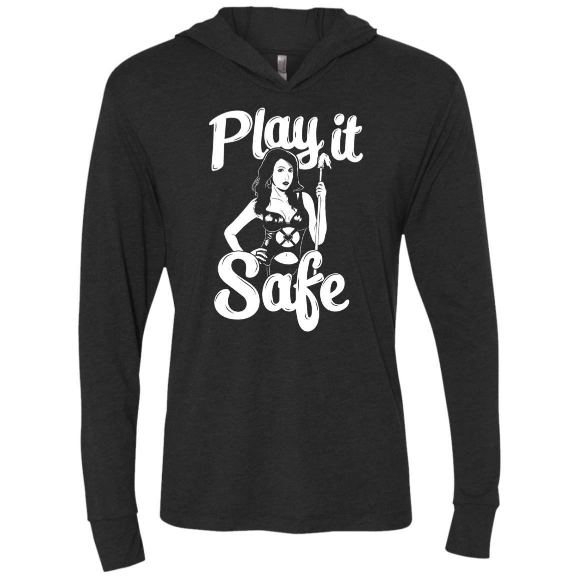 Play it Safe Premium Light Hoodie
