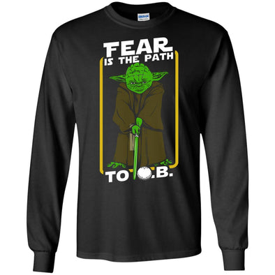 Yoda Golf Long Sleeve