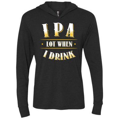 IPA Lot Premium Light Hoodie