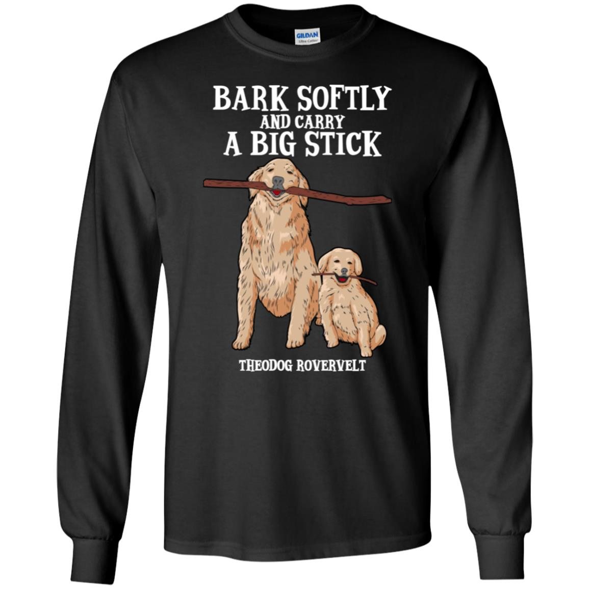 Bark Softly Long Sleeve