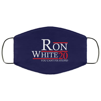 Ron White 20 Face Mask (ear loops)