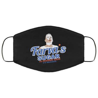 Farva Sugar Face Mask (ear loops)