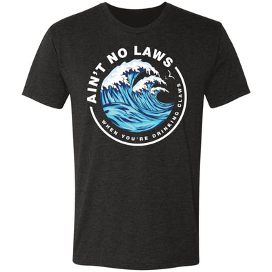 Drinking Claws Premium Triblend Tee