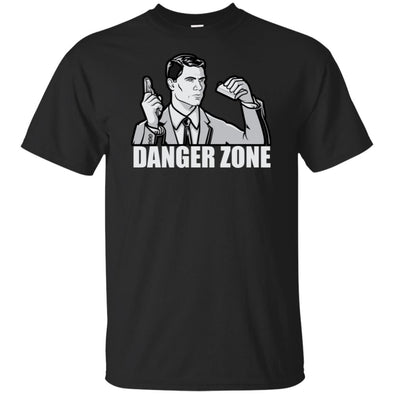 Danger Zone Heavy Tee 5.3oz