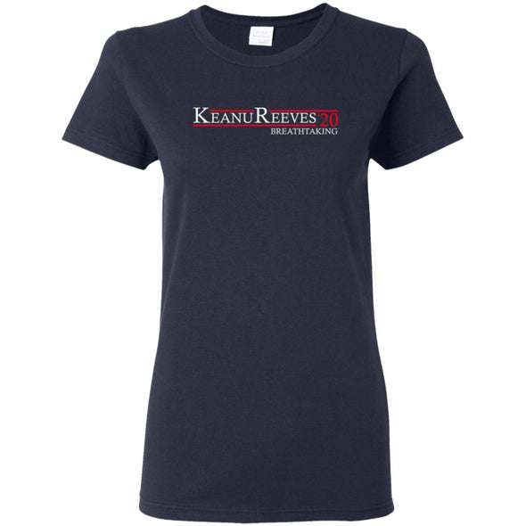 Keanu Reeves 20 Ladies Tee