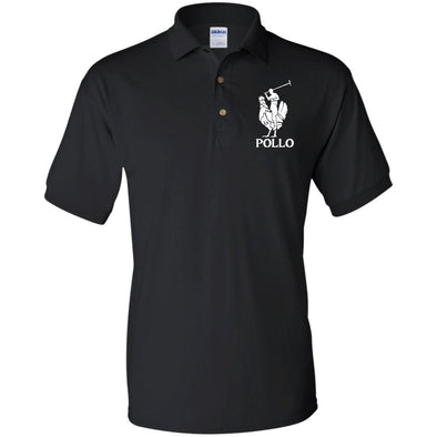 Pollo Polo Shirt (Embroidered)