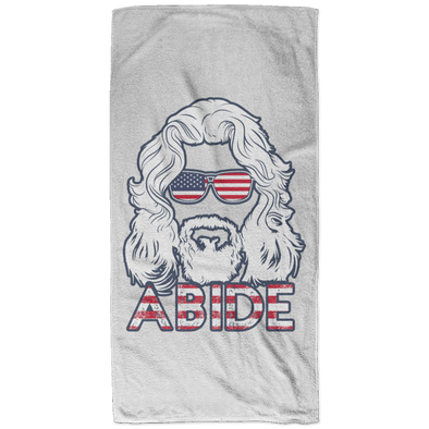 USA Abide Bath Towel