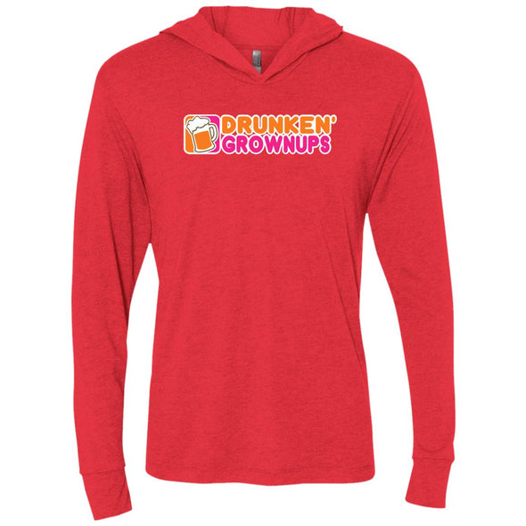 Drunken Grownups Premium Light Hoodie