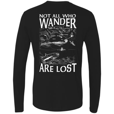 Not Lost Premium Long Sleeve