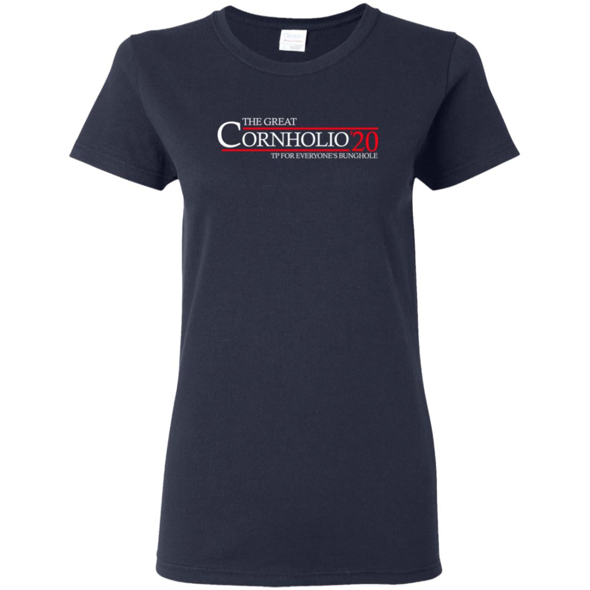 Cornholio 20 Ladies Tee