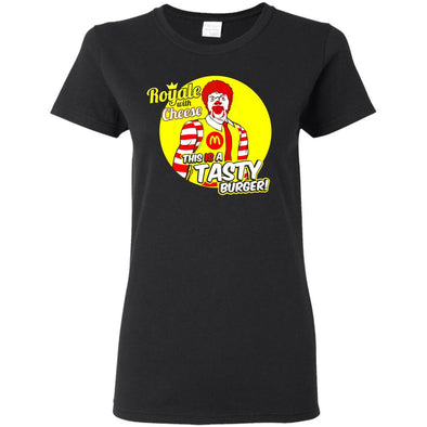 Royale with Cheese Ladies Tee
