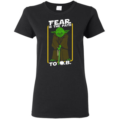 Yoda Golf Ladies Tee