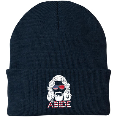 USA Abide Winter Hat