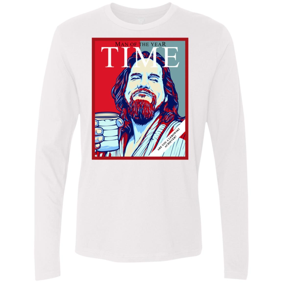 Man of The Year Premium Long Sleeve