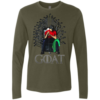 Tiger Throne Premium Long Sleeve