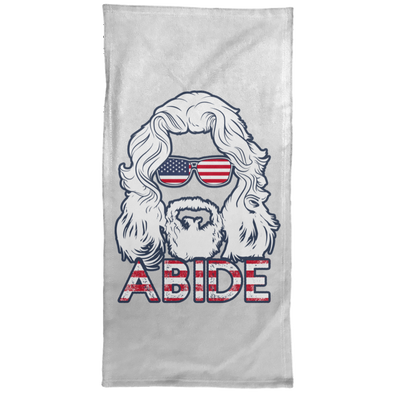 USA Abide Hand Towel