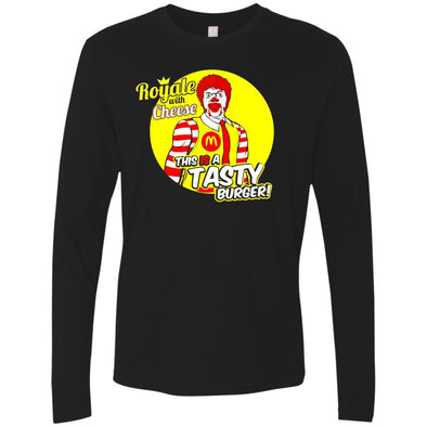 Royale with Cheese Premium Long Sleeve