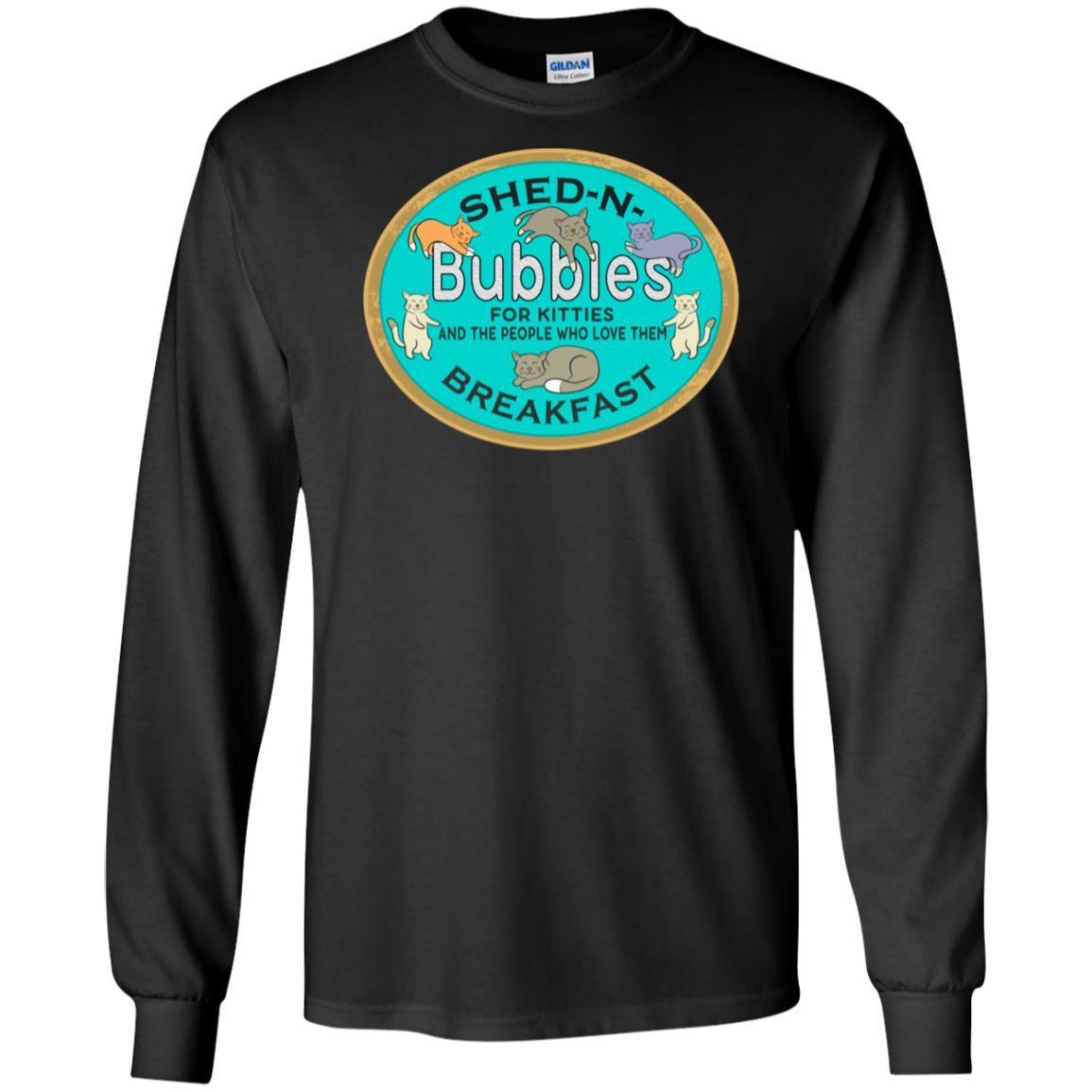 Bubbles' S&B Long Sleeve