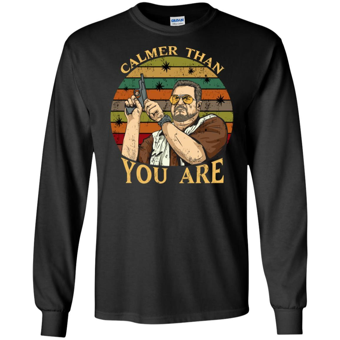 Calmer Long Sleeve