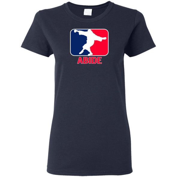 Major League Abide Ladies Cotton Tee