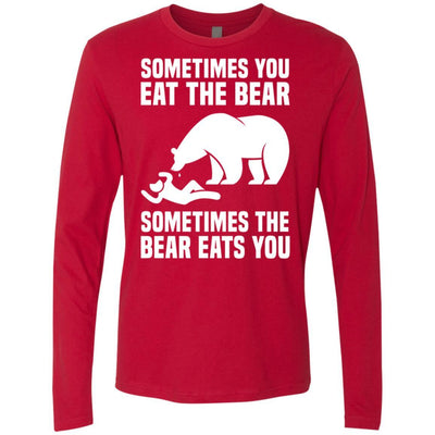 The Bear Premium Long Sleeve