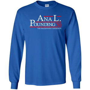Anal Pounding 20 Long Sleeve