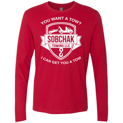 Sobchak Towing Premium Long Sleeve