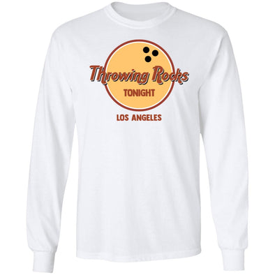 Throwing Rocks Long Sleeve