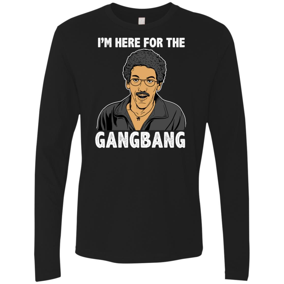 Gangbang Premium Long Sleeve
