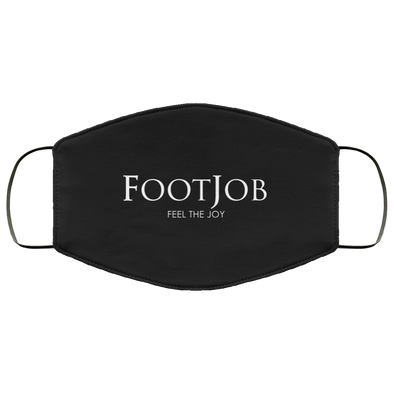 FootJob Face Mask (ear loops)