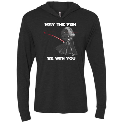 Fish Be With You Premium Light Hoodie