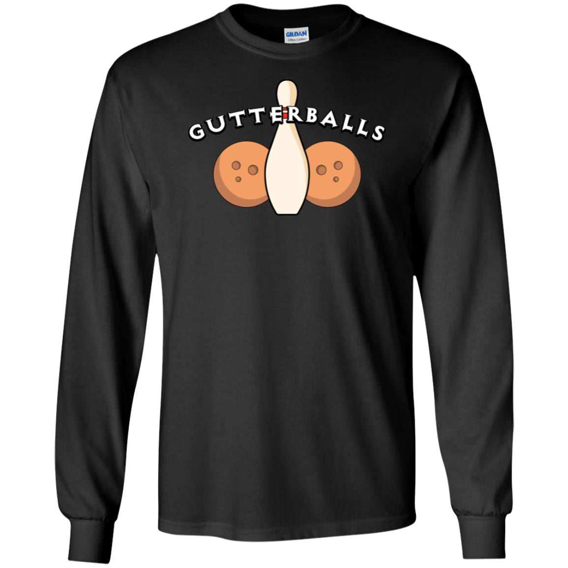 Gutterballs Long Sleeve