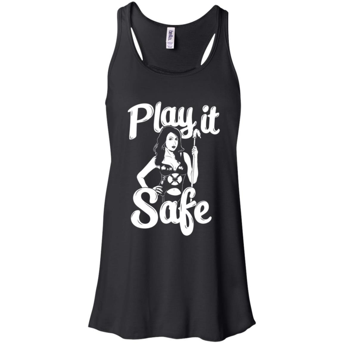 Play it Safe Flowy Tank