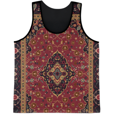The Rug Pattern All Over Print Tank Top