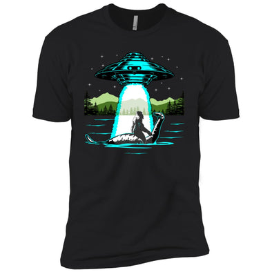 Bigfoot Nessie UFO Premium Tee